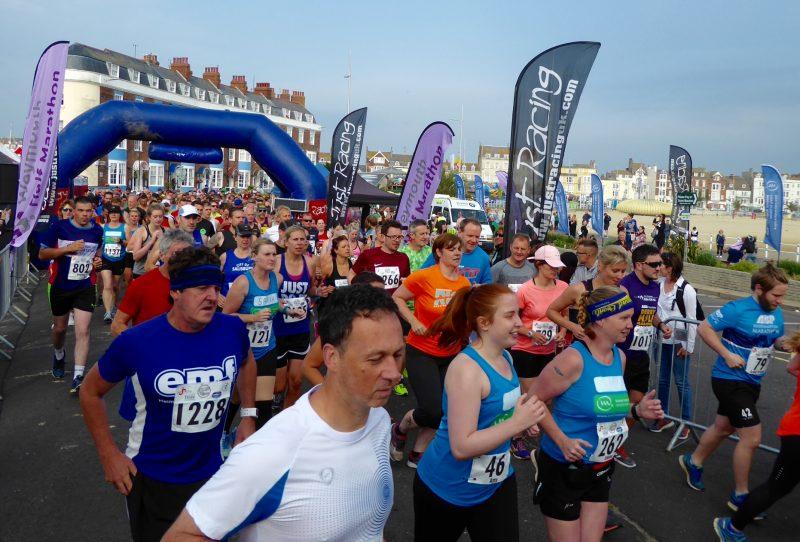 Weymouth Half Marathon