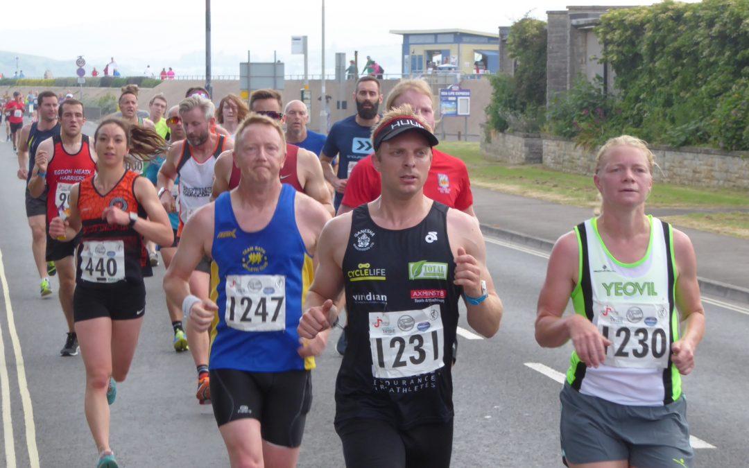 2019 Weymouth Half Marathon opening soon