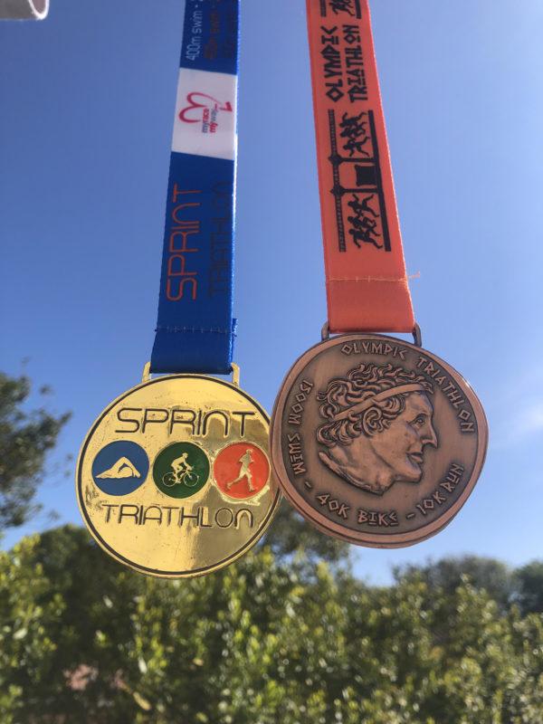 Virtual Triathlon (Sprint and Olympic)